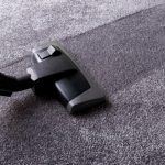 Carpet cleaning method